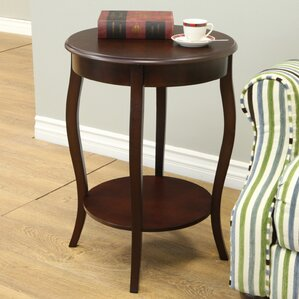 Yardley End Table by Charl..