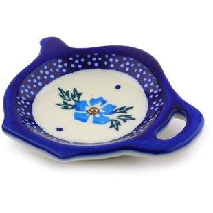 Polish Pottery Lemon Plate  sc 1 st  Wayfair & Lemon Plates | Wayfair
