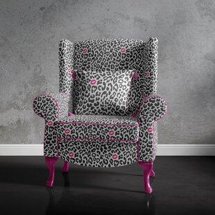 Herrington Wingback Chair By Happy Larry