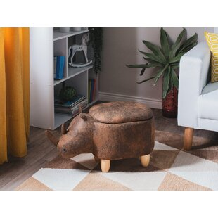 Decoteau Children's Footstool And Ottoman By Zoomie Kids