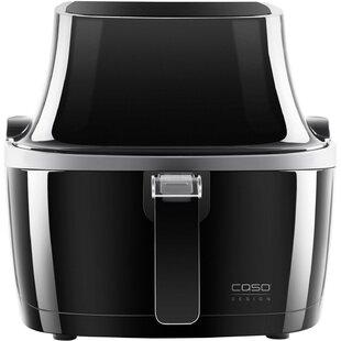 CasoDesign 2.2 Liter Fat-Free Convection Air Fryer