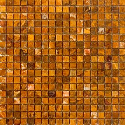 063 x 063 Onyx Mosaic Tile Epoch Color Brown