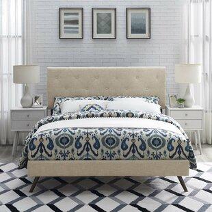 Perrinton Upholstered Platform Bed