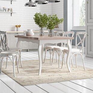 Comeau Extendable Dining Table By Fleur De Lis Living