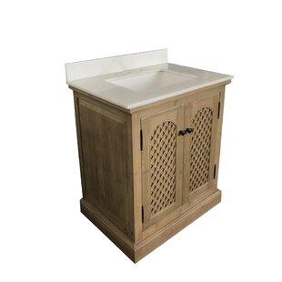 Ophelia & Co. Lailah Single Bathroom Vanity Set