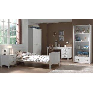 Anthony 5 Piece Bedroom Set By Harriet Bee