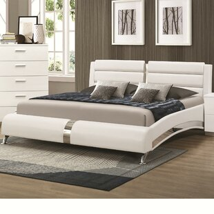 Looking for Dobson Upholstered Platform Bed by Wade Logan Reviews (2019) & Buyer's Guide