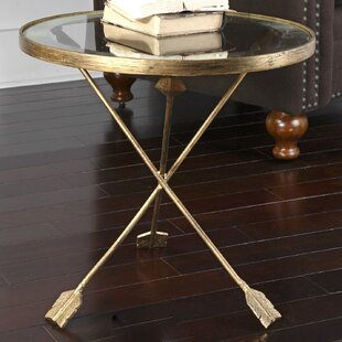 Noemi End Table by Bungalow Rose