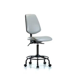 Gavin Drafting Chair by Symple Stuff