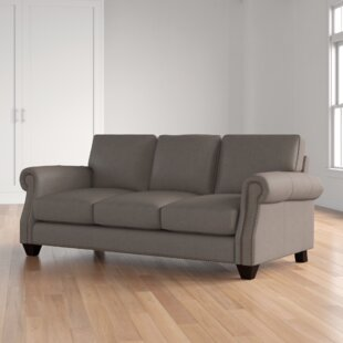 Whipton 84 Inches Rolled Arms Sofa By Three Posts