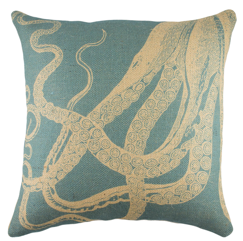 Thewatsonshop Octopus Throw Pillow Reviews Wayfair