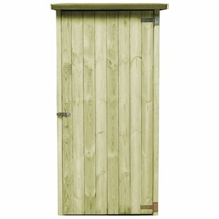 Mcmann 3 Ft. W X 2 Ft. D Solid Wood Garden Shed By Sol 72 Outdoor