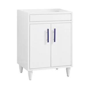 Layla 24 Single Bathroom Vanity Base by Avanity