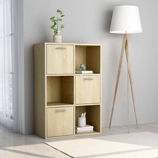 Antoniyo 354 H x 236 W Standard Bookcase by Latitude Run