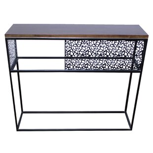 Shadah Console Table By Bloomsbury Market