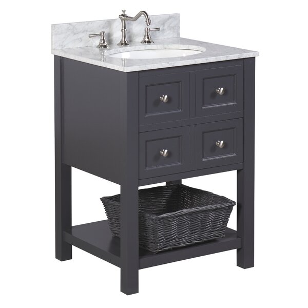 Vanity For Small Bathroom Small Vanities Youu0027ll Love | Wayfair