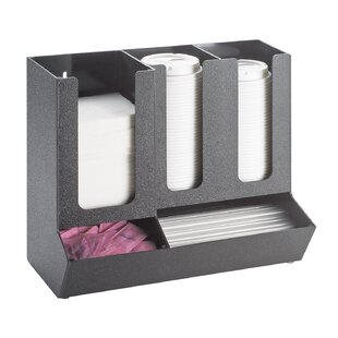 Classic Straw and Lid Organizer