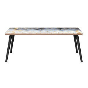 Litchfield Coffee Table by Bungalow Rose
