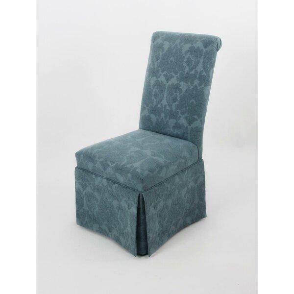 CMI Skirted Parsons Chair   Wayfair