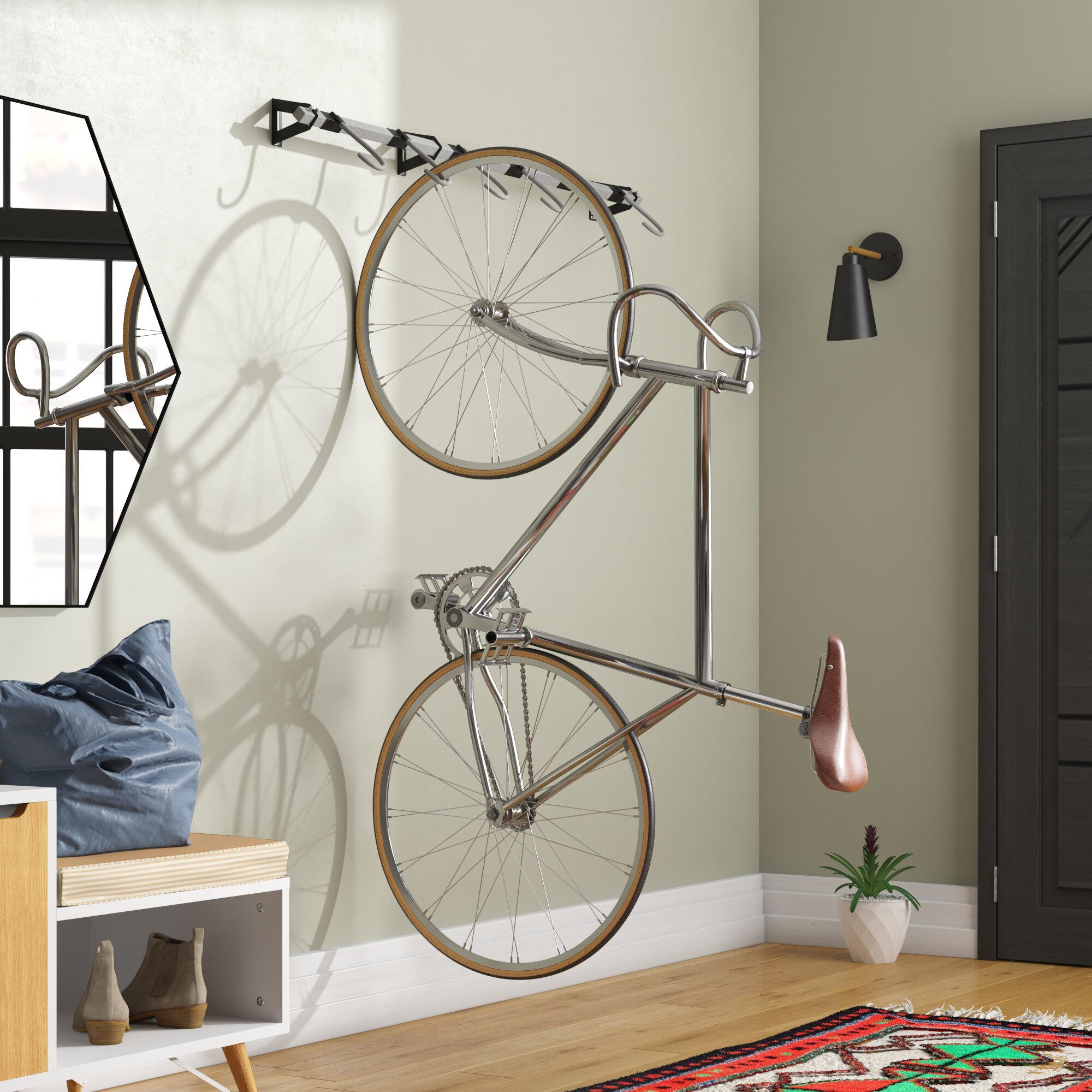 Mountain Road Bike Wall Mount Hook Indoor Storage Parking Rack Bracket Holder A+