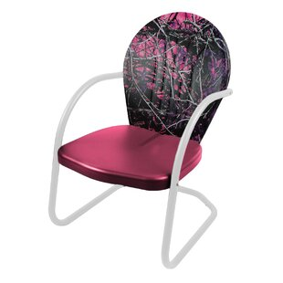 Camo Glider Arm Chair Muddy Girl
