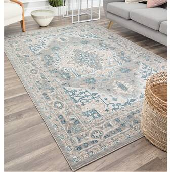 Lemont Power Loom Gray Rug Reviews Joss Main