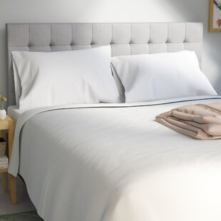 The Twillery Co. Patric 1500 Thread Count 100% Egyptian-Quality Cotton She..
