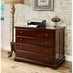 Bargain Kern 2 Drawer Lateral Filing Cabinet by Darby Home Co