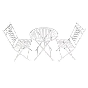 Jorgie 2 Seater Bistro Set By Sol 72 Outdoor