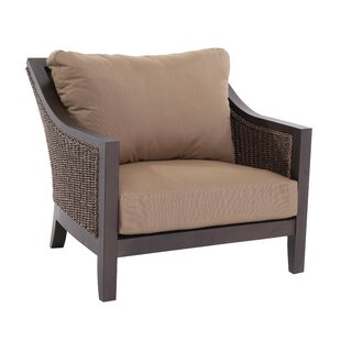 Biscarta Lounge Chair with Cushion (Set of 2) by Royal Garden