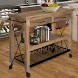 Argueta Kitchen Island by Gracie Oaks