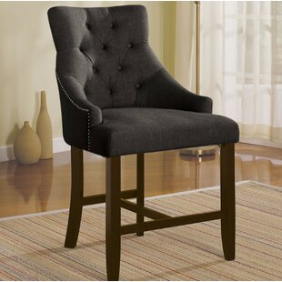 Beau Counter Height Arm Chair Blaisdell | Wayfair