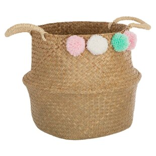 Slaughter Wicker Basket By Isabelle & Max