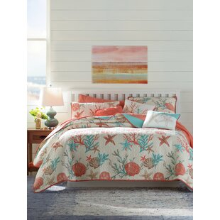 Keyport 6 Piece Quilted Coverlet Set
