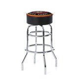 United States Marine Corps 31 Swivel Bar Stool by Trademark Global