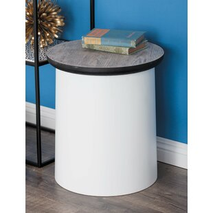 Searching for Osterley End Table with Storage By Gracie Oaks