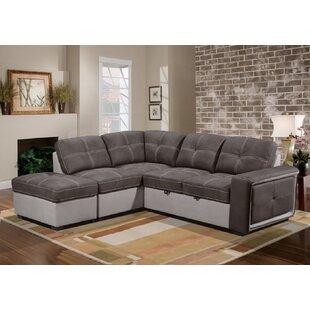 Adriane Corner Sofa Bed
