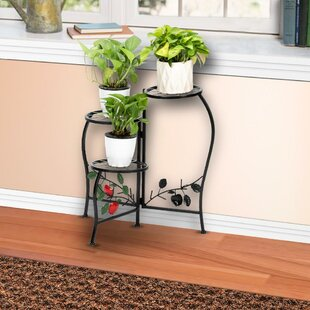 Eastford Round Etagere Plant Stand