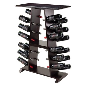 Marlo 24 Bottle Floor Wine Rack by Luxury Home