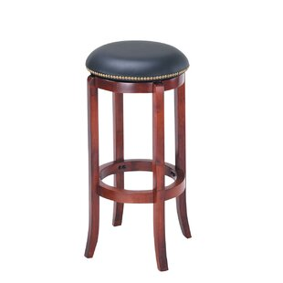 Shop For Cambridgeshire 29 Swivel Bar Stool by Charlton Home Reviews (2019) & Buyer's Guide