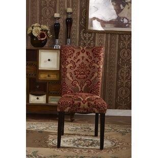 Elegant Upholstered Dining Chair (Set of 2) by NOYA USA