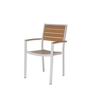 Source Contract Napa Stacking Patio Dining Chair