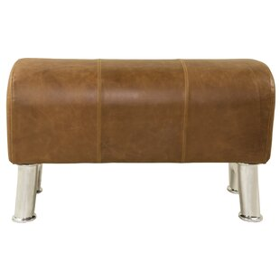 Pommel Upholstered Bench