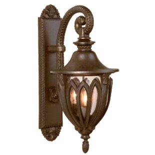 Phillipstown 4-Light Outdoor Wall Lantern..