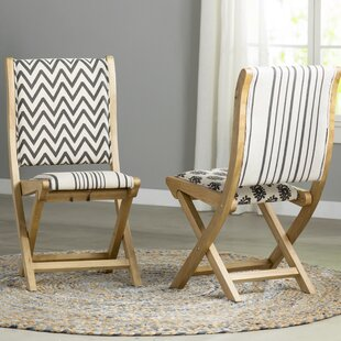 Durango Upholstered Dining Chair (Set of 2) Mistana