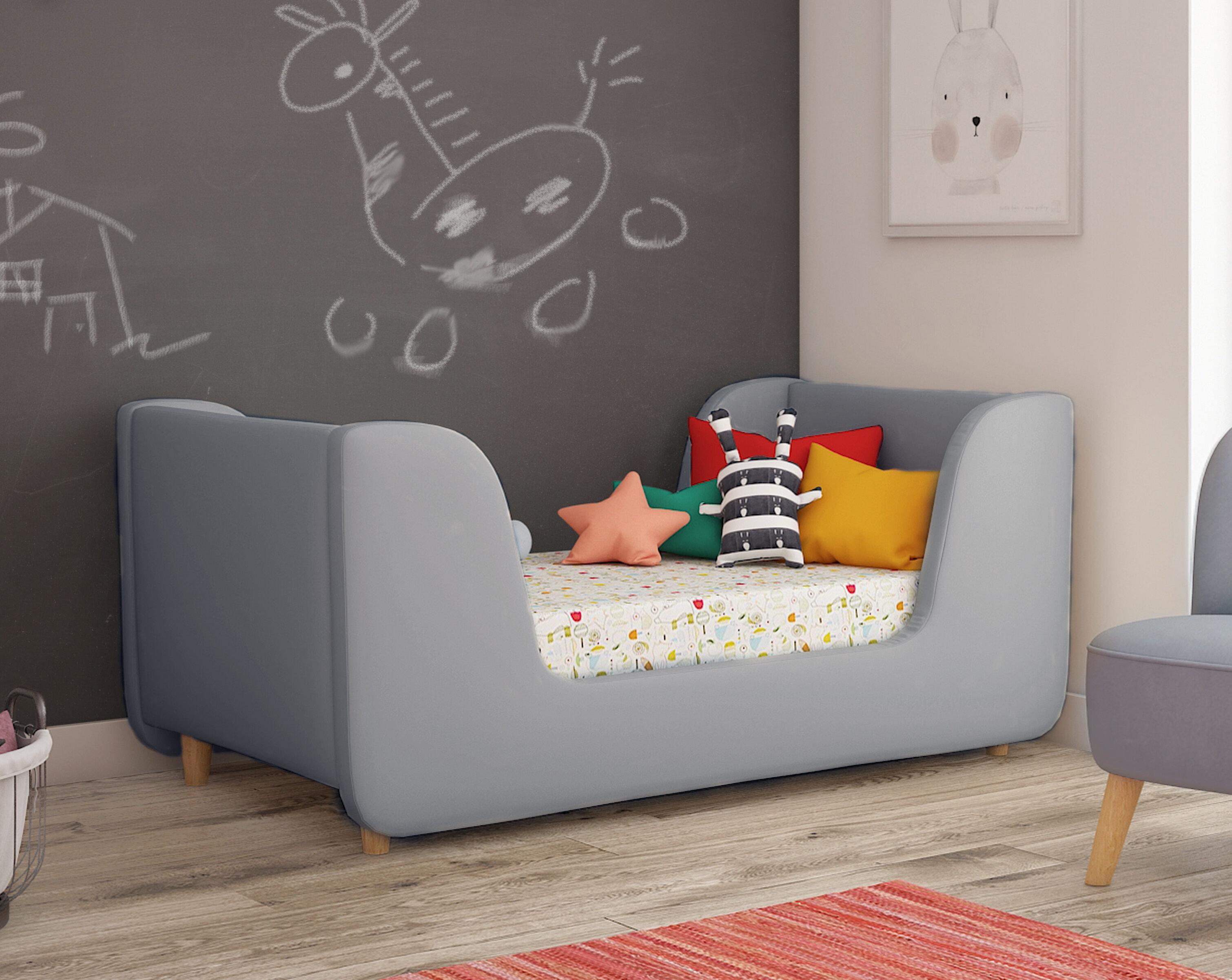 Karla Dubois Bodhi Toddler Bed & Reviews   Wayfair