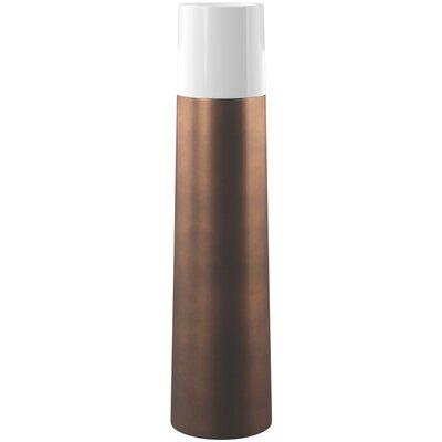 Brayden Studio Wadhurst Two-Tone Ceramic Tubular Vase