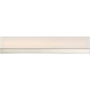 Orren Ellis Hood 1-Light LED Bath Bar