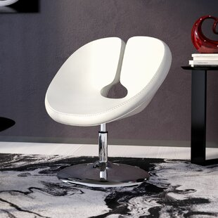 Swivel Papasan Chair by Wade Logan
