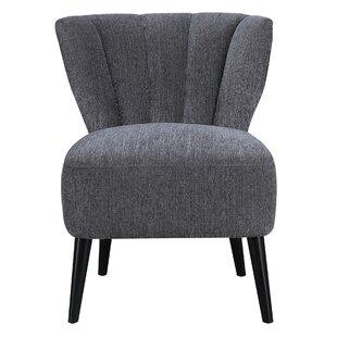Wrought Studio Bosarge Slipper Chair
